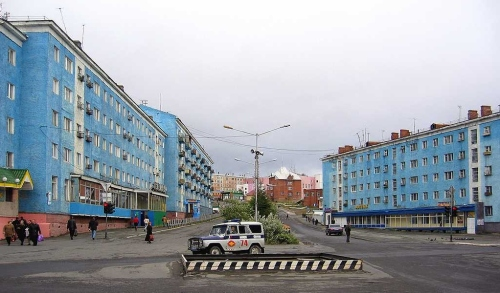 Dudinka-apartments