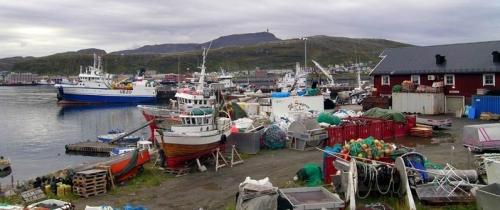 Hammerfest-harbour