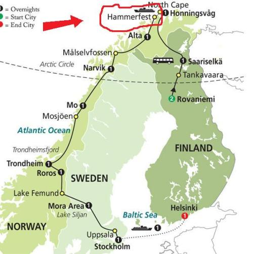 map-hammerfest