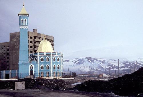 norilsk-mosque