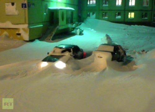 norilsk-snow
