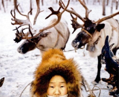 reindeer-girl