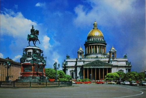 St-Petersburg-St-Isaacs-Cathedral
