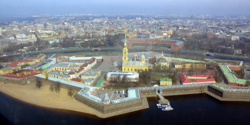 The-Peter-and-Paul-Fortress