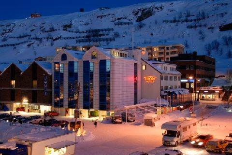 Thon-Hotel-Hammerfest