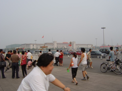 China-crowds