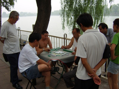 China-mahjong