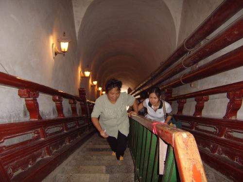 China-stairs