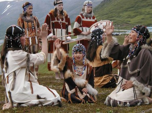 chukchi-singing
