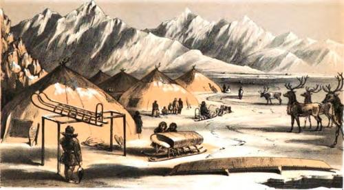 Chukchi-village