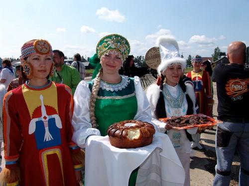 evenki-women