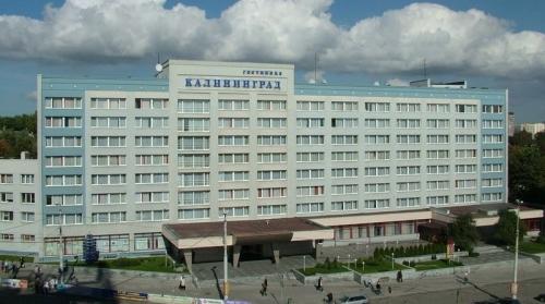 Kaliningrad-Hotel