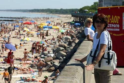 Kaliningrad-Strand-promenade