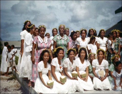 Marshallese-women