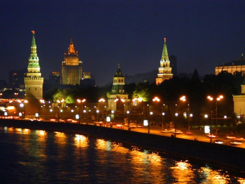 moscow-at-night