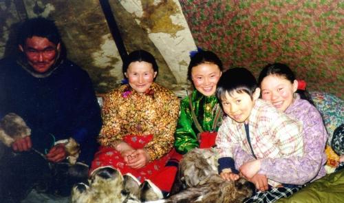 Nenets-family