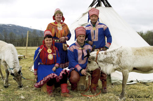 Sami-family
