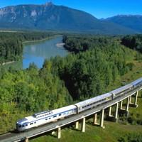 Mongolian-train