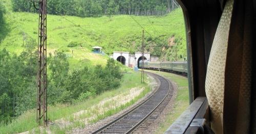 Trans-Siberian-tunnel