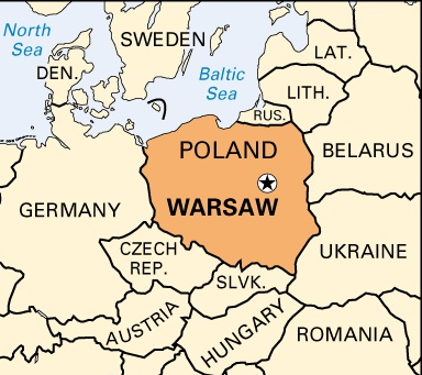 Warsaw-map