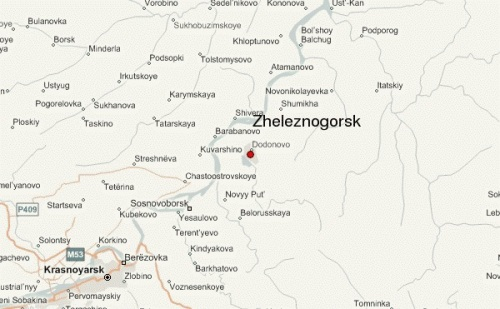 Zheleznogorsk-map1