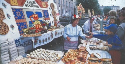 Zheleznogorsk-market